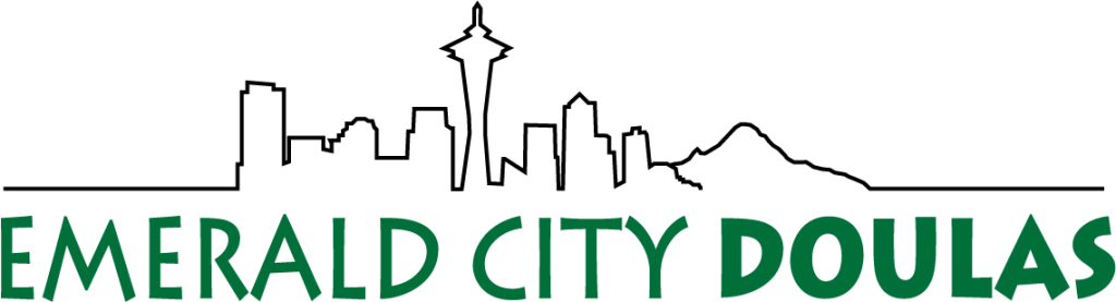 Emerald City Doulas Logo